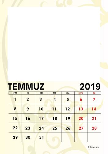 Temmuz 2019