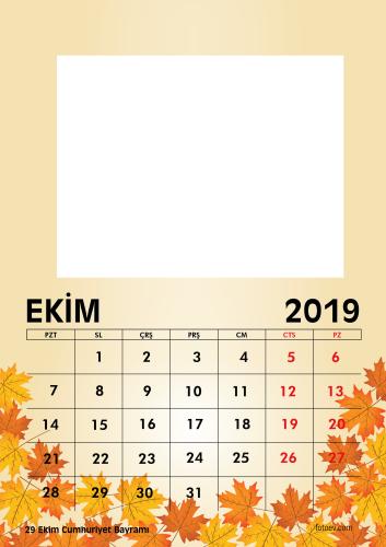 Ekim 2019