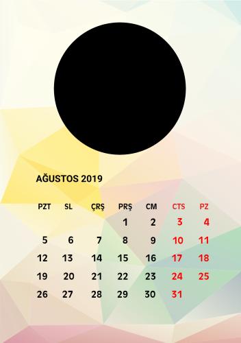 Ağustos 2019