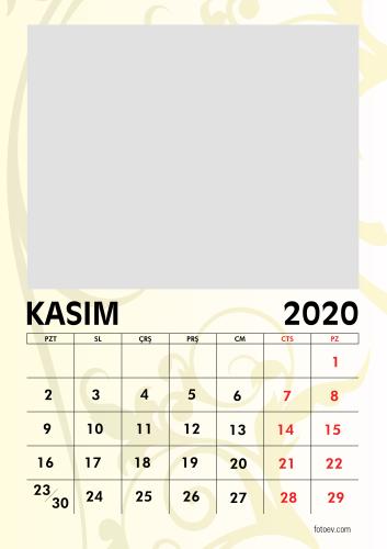 Kasım 2020