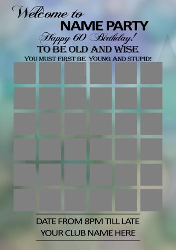 Poster 60th Birthday 8.psd