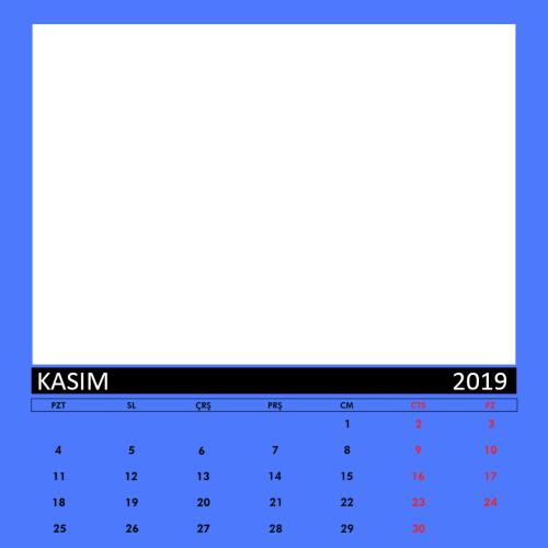 Kasım 2019