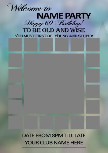 Poster 60th Birthday 9.psd