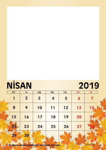 Nisan 2019